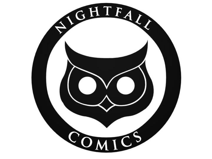 Nightfall Comics Logo